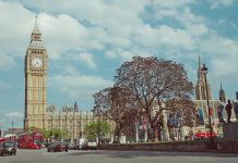 Những điểm du lịch Anh không nên bỏ qua